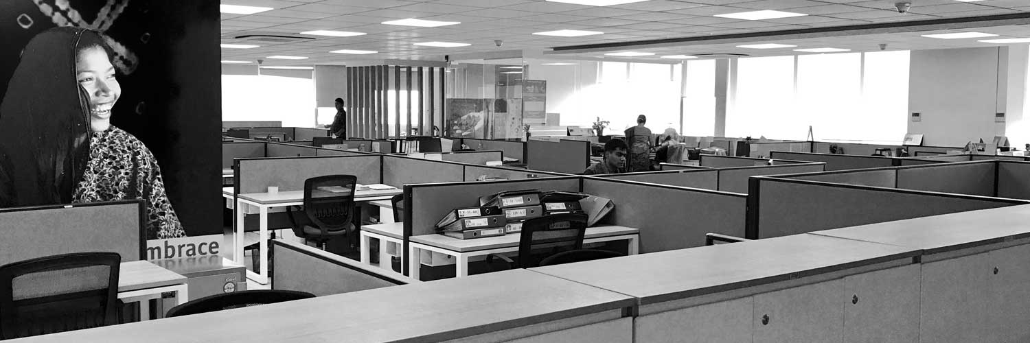 JITA HQ Cubicles